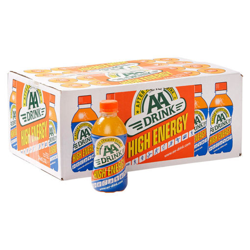 Picture of AA Drink High Energy Orange 24x33CL PET
