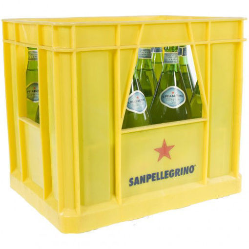 Picture of San Pellegrino Sparkling water 12x1L