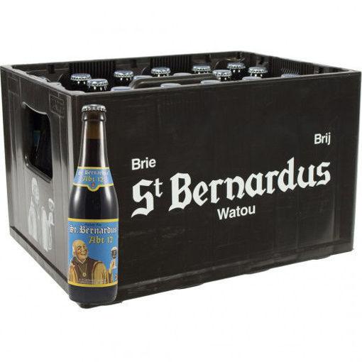Afbeeldingen van Sint Bernardus Abt 12° 24x33CL