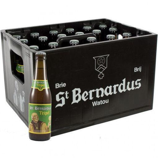 Afbeeldingen van Sint Bernardus Tripel 24x33CL