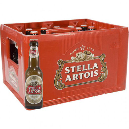 Picture of Stella Artois Regular 24x25CL