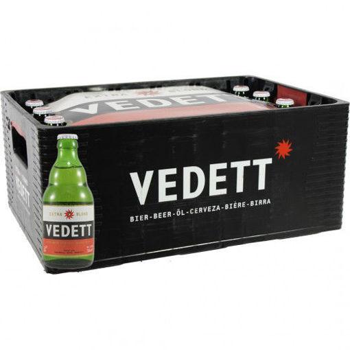 Afbeeldingen van Vedett Extra Blond 24x33CL