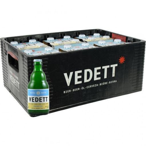 Afbeeldingen van Vedett Extra White 24x33CL