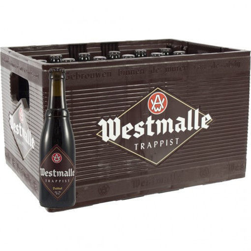 Picture of Westmalle Dubbel 24x33CL