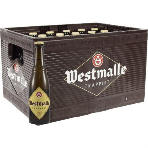Afbeeldingen van Westmalle Tripel 24x33CL