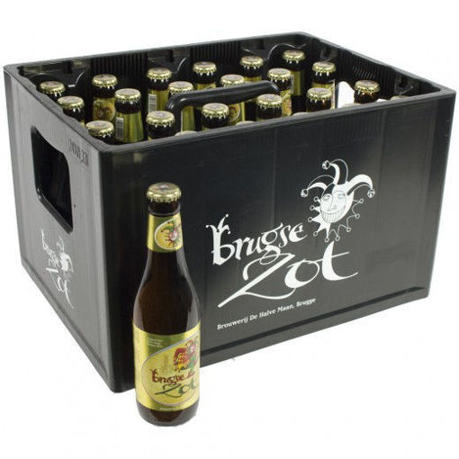 Picture of Brugse Zot Blond 24x33CL