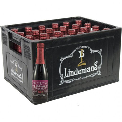 Picture of Lindemans Framboise 24x25CL