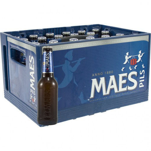 Picture of Maes Pils 24x25CL