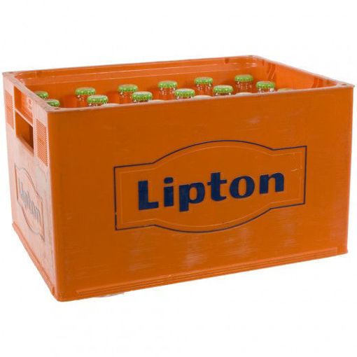 Afbeeldingen van Lipton Ice Tea Original green 24x25CL