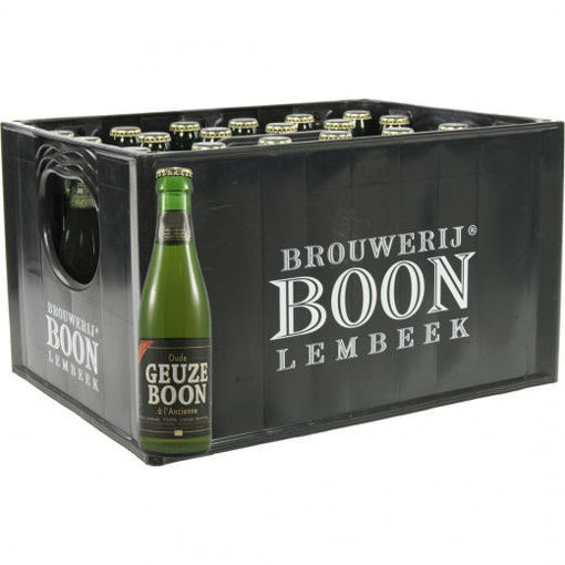 Picture of Boon Oude Geuze 24x25CL