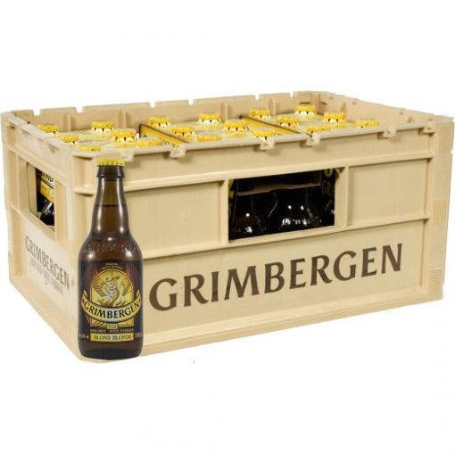 Afbeeldingen van Grimbergen Blond 24x33CL