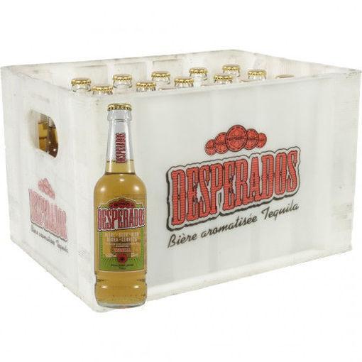 Afbeeldingen van Desperados Original Tequila 24x33CL