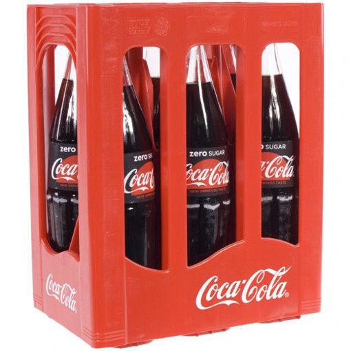 Afbeeldingen van Coca Cola Zero 6x1L