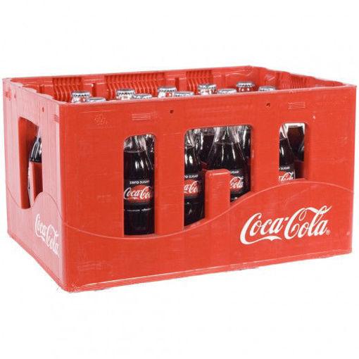 Afbeeldingen van Coca Cola Zero 24x20CL