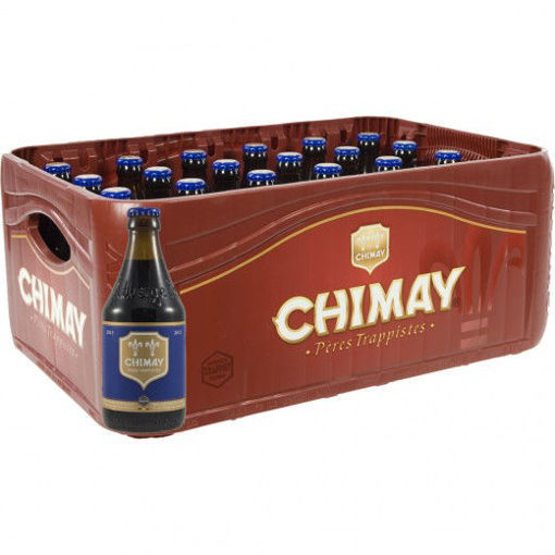Afbeeldingen van Chimay Blauw 9 24x33CL