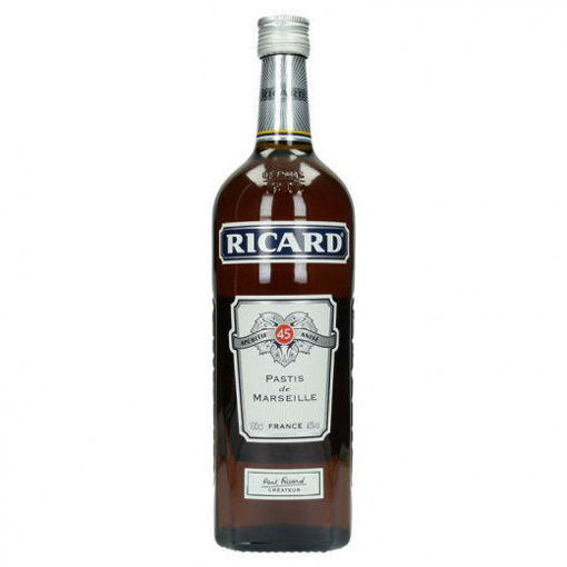 Picture of Ricard Pastis 45% 1 liter