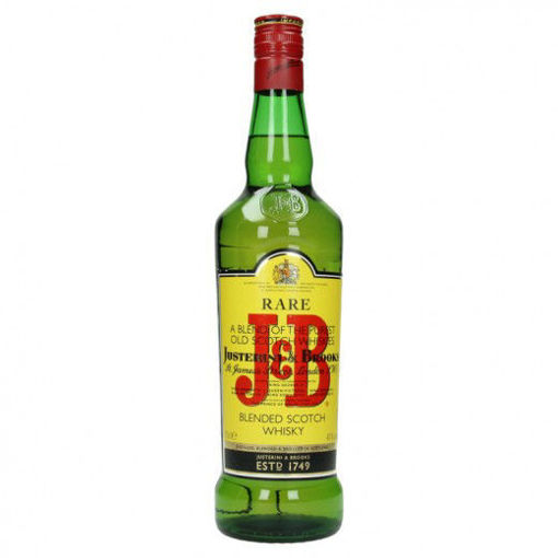 Picture of J&B 40% 1 liter
