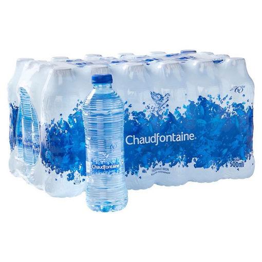 Afbeeldingen van Chaudfontaine Natuurlijk water 24x50CL PET