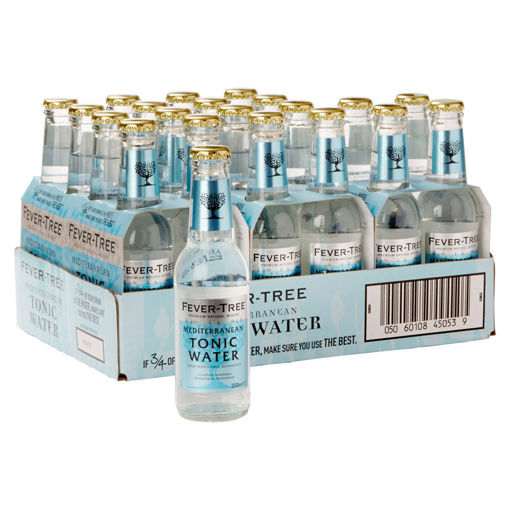 Picture of Fever-Tree Mediterranean Tonic 24x20CL