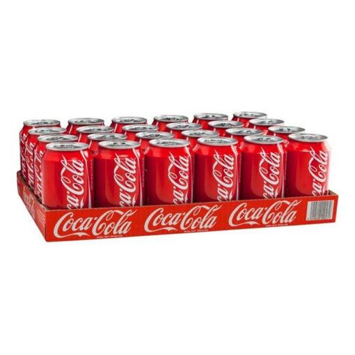 Picture of Coca Cola 24x33CL