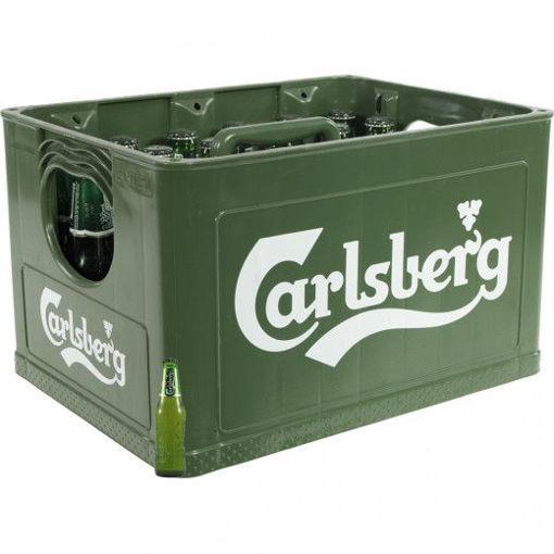 Afbeeldingen van Carlsberg Pils 24x25CL