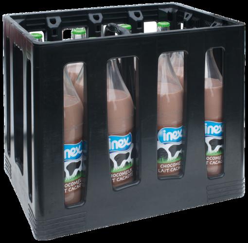Afbeeldingen van Inex Choco Halfvolle melk 12x1L