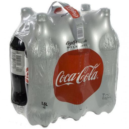 Picture of Coca Cola Light 6x1,5L PET