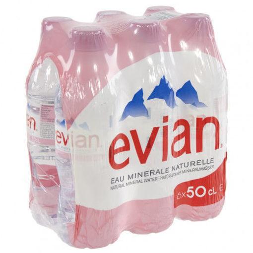 Picture of EVIAN 6x50CL PET