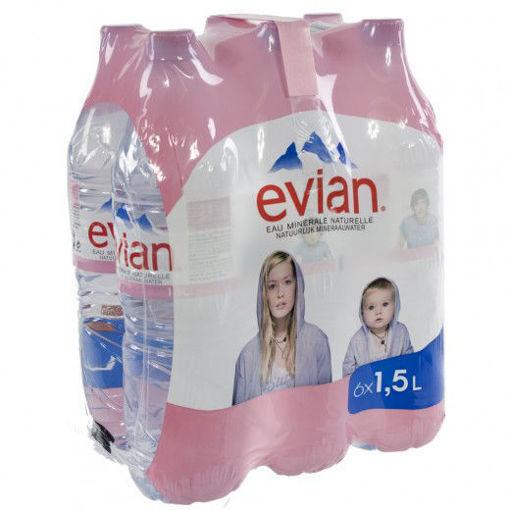 Picture of EVIAN 6X1,5L PET