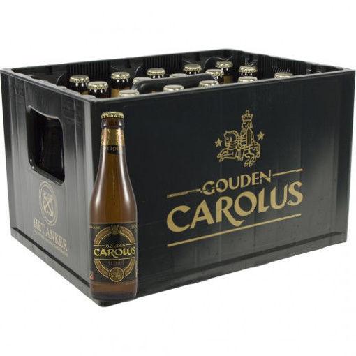 Afbeeldingen van Gouden Carolus Tripel 24X33CL