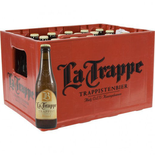Picture of La Trappe Blond 24X33CL