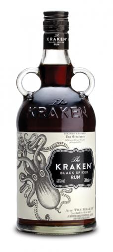 Picture of Kraken rum 70 cl