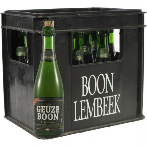 Picture of Boon Oude Geuze 12x37.5CL