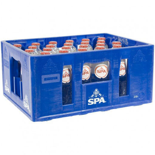 Picture of Spa Bruisend water 28x25CL