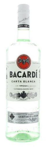 Picture of Bacardi wit 1 liter